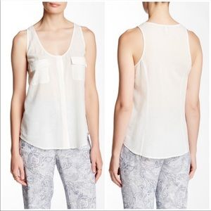 Joie Balsa Tank With Pockets in Grey